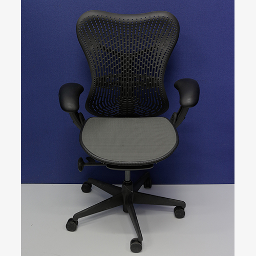 Herman Miller Mirra Chairs - London Office Furniture Warehouse