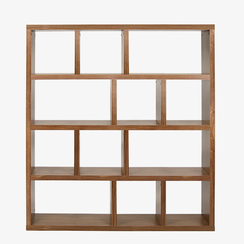 Berlin 4 150 bookcase - London Office Furniture Warehouse