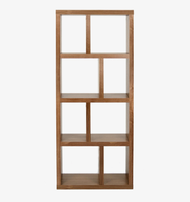 Berlin 4 70 Bookcase - London Office Furniture Warehouse