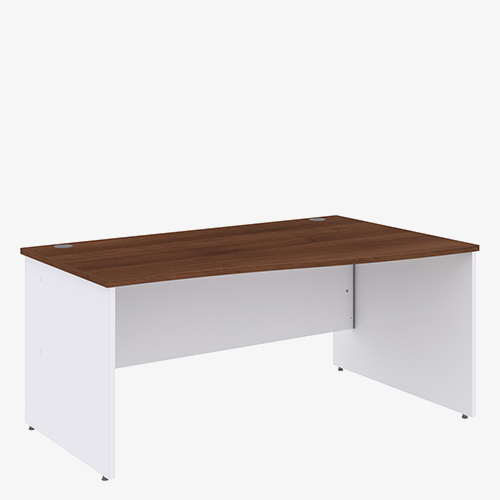 Duo Range Wave Desk from London Office Furniture Warehouse