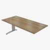 Domino Beam Range Desks - London Office Furniture Warehouse