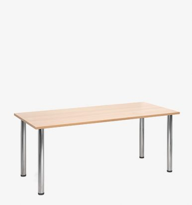 Radial Leg Meeting Room Table - Office Furniture in London