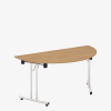 Shaped Folding Tables London Office Furniture