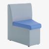 Alto Modular Seating Range - concave - Office Furniture in London