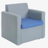 Alto Modular Seating Range - armchair - from Office Furniture in London Alto Modular Seating Range - armchair - from Office Furniture in London