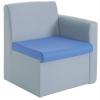 Alto Modular Seating Range - left armrest - from London Office Furniture Warehouse