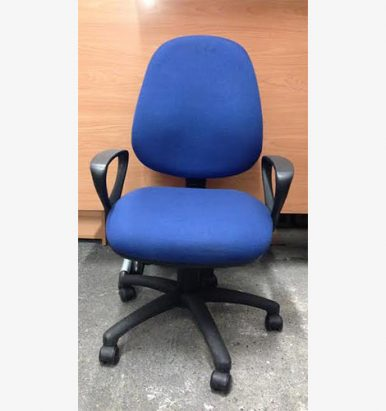 Cheap blue operator chairs - London Office Furniture Warehouse