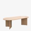 Arrowhead Leg Radial Table - Office Furniture in London