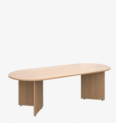 Arrowhead Leg Radial Table - London Office Furniture Warehouse