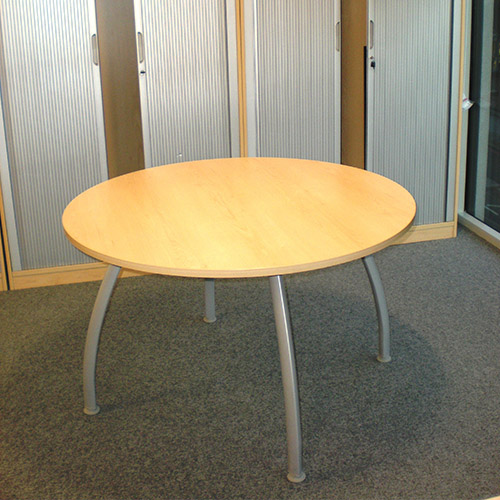 Wishbone Meeting Table