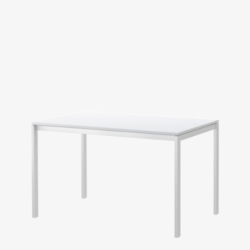 Budget White Table - London Office Furniture Warehouse