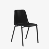 Plastic Stacking Chair - London Office Furniture Warehouse