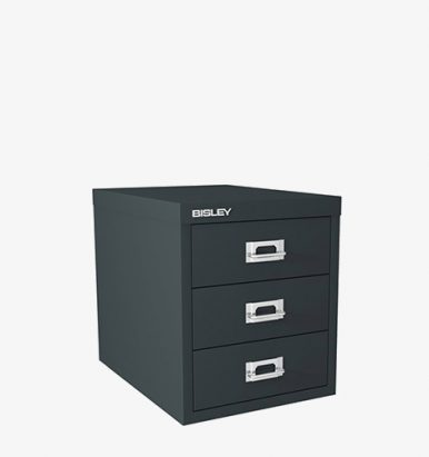 Bisley MultiDrawer 3 Drawer - London Office Furniture Warehouse
