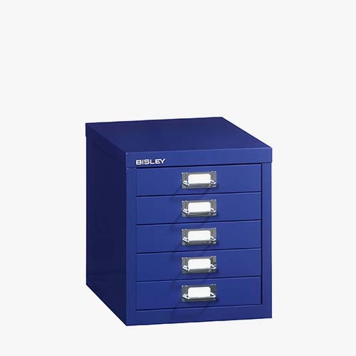Bisley Multidrawer 5 drawer - London Office Furniture Warehouse