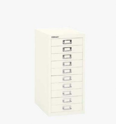 Bisley Mulitdrawer 10 drawer - London Office Furniture Warehouse