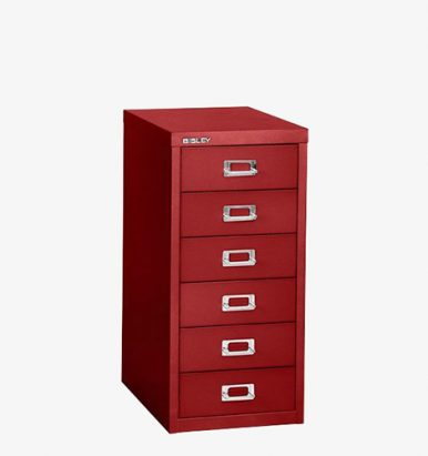 Bisley Multidrawer 6 drawer - London Office Furniture Warehouse