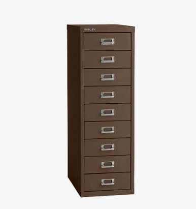 Bisley Multidrawer 9 Drawer - London Office Furniture Warehouse