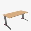 Colour Beam Range Desks - London Office Furniture Warehouse