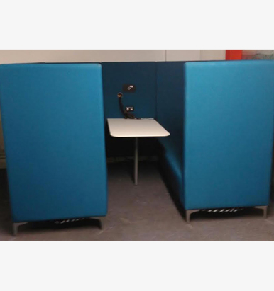 6 seater pod - London Office Furniture Warehouse
