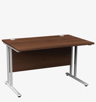 1200mm Walnut Desks