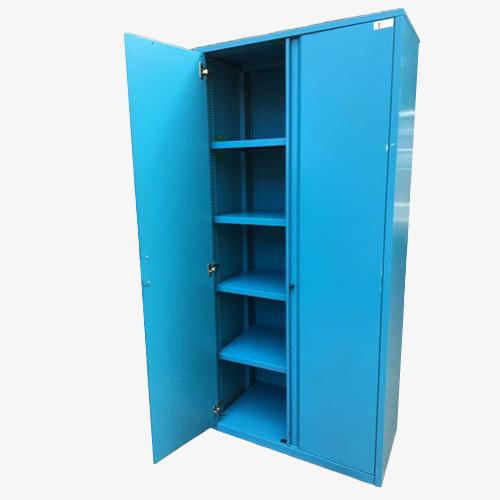 2nd user – steel cupboard – blue