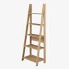 Tiva Ladder Bookcase - London Office Furniture Warehouse