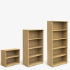London Range Bookcases - London Office Furniture Warehouse