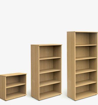 London Range Bookcases - London Office Furniture Warehouse
