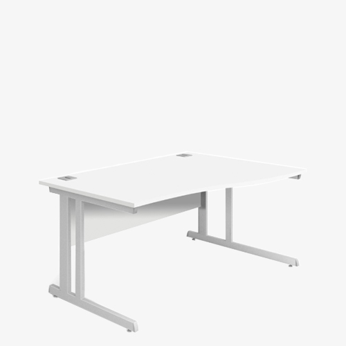 London Range Wave Desks - London Office Furniture Warehouse
