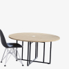 Stricto Round Meeting Tables - London Office Furniture Warehouse
