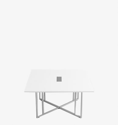 Stricto Square Meeting Table - London Office Furniture Warehouse