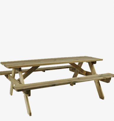 Hereford Picnic Table