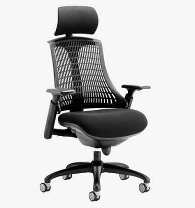 Black Flex Chairs