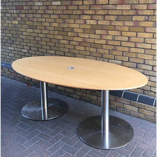 Trumpet Base Boardroom Tables