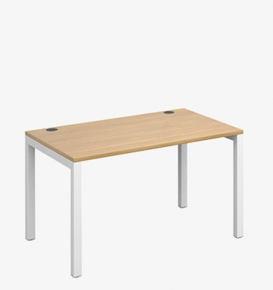 Connex Single Bench Desk