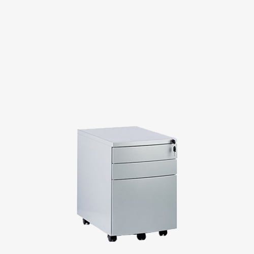 White Pedestals Drawer Units