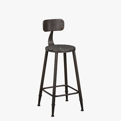 Foundry Industrial Bar Chair