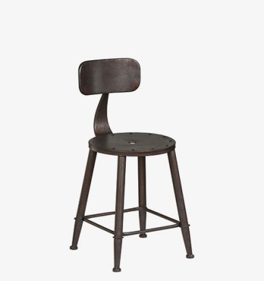 Foundry Industrial Side Chair