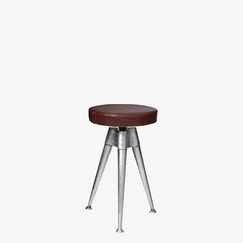 Aviator Padded Stool