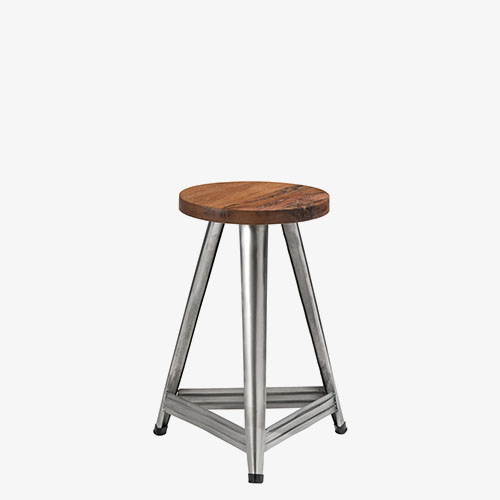 Aviator Tripod Stool - 2404365