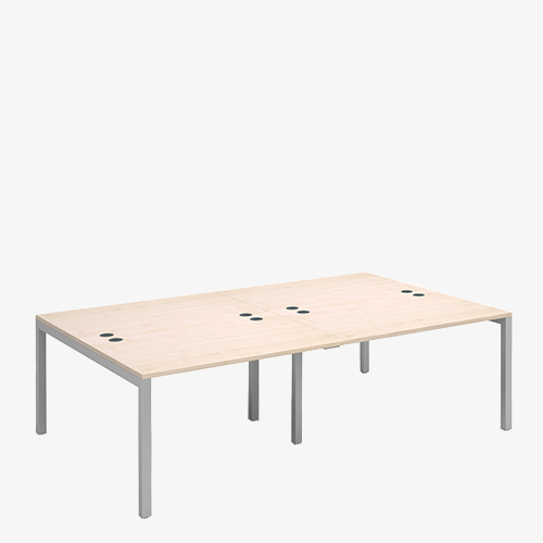 Connex Double Back to Back Bench Desks