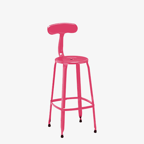 Disc Bar Chairs