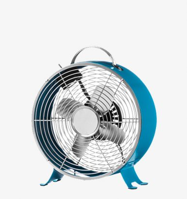 Retro Desk Fan
