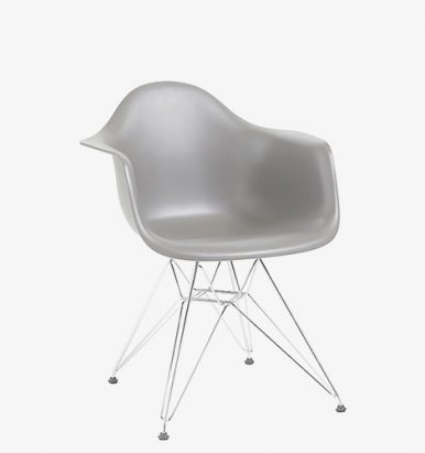 Eames Style DAR Armchairs