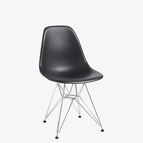 Eames style side chairs