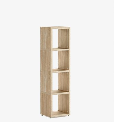 Qube Skinny Shelving Units