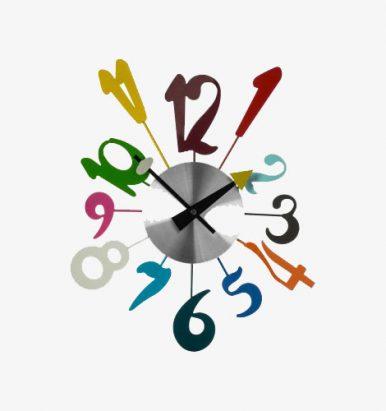 Numbers Clock