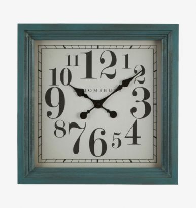 Bloomsbury Wall Clock