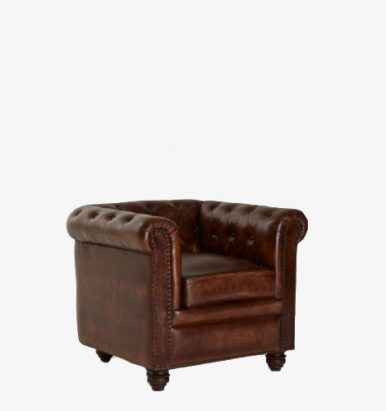 Buffalo Armchair