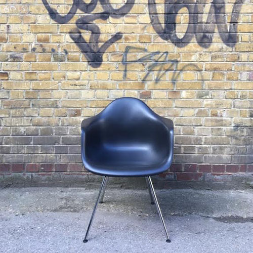 Second Hand Vitra Armchairs